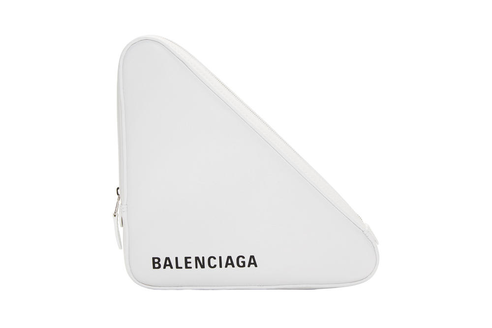 balenciaga bags accessories wallets pouches totes leather triangle duffle logo