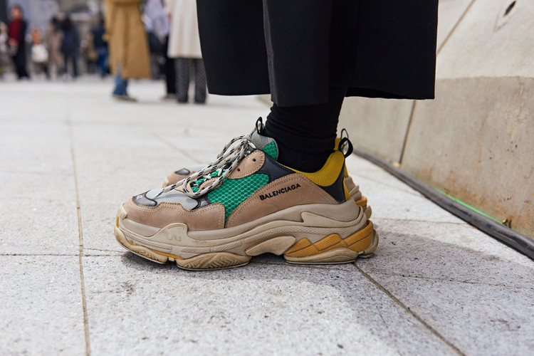 52734a592d21b5 Balenciaga Beats Off-White™ and Vetements to Be Named the Hottest Brand in  Fashion