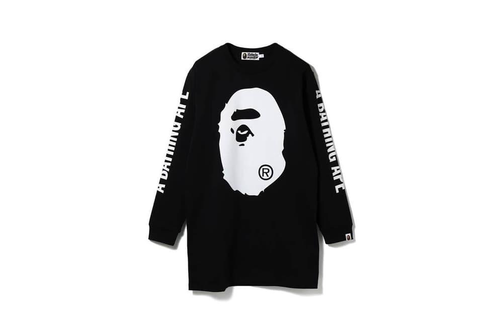 bb696553 Shop BAPE Big Ape Head T-Shirts in Pink and Black | HYPEBAE