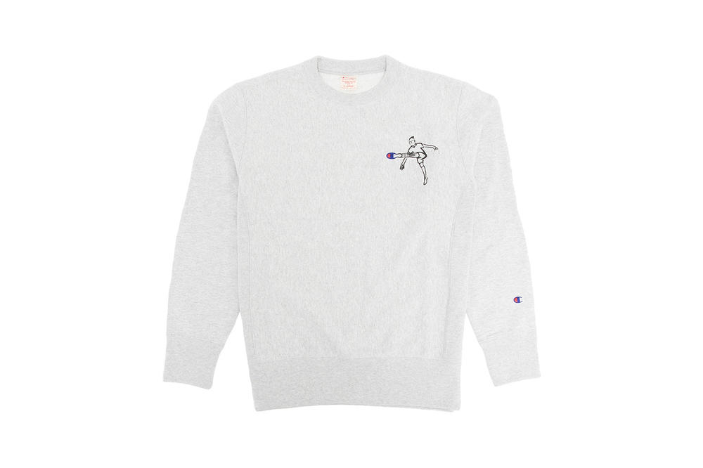BEAMS x Champion Artist Series Collection