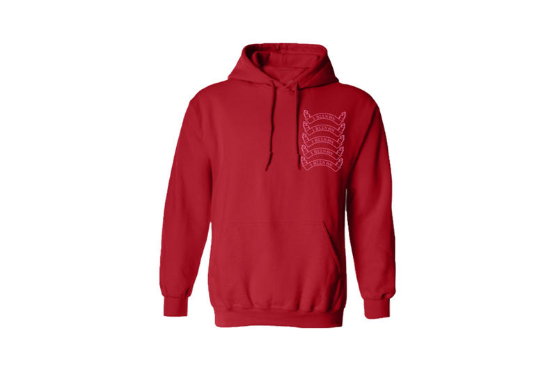 Beyoncé Coachella 2018 Merch I Been On Hoodie Red