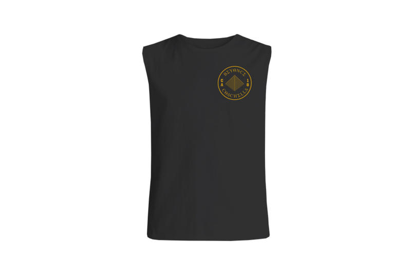 Beyoncé Coachella 2018 Merch Pyramid Muscle Tank