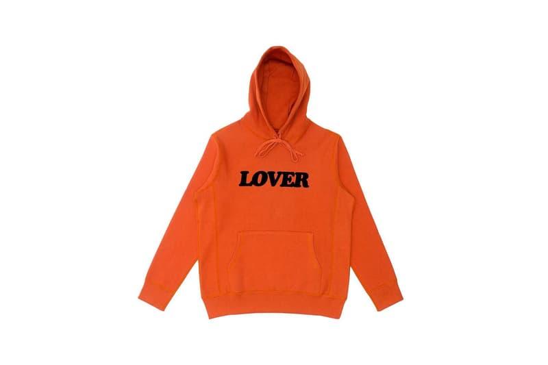 Bianca Chandôn's LOVER Hoodie Orange