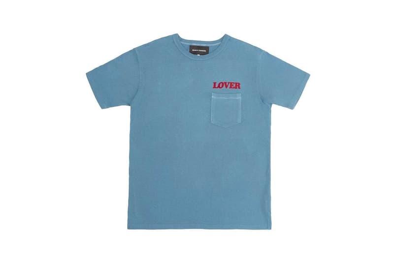 Bianca Chandôn's LOVER T-Shirt Blue
