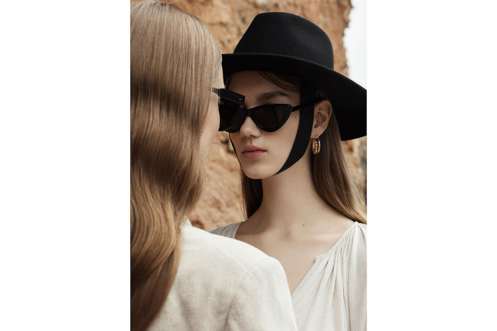 CHIMI Eyewear Spring/Summer 2018 Sunglasses Lookbook Photography Shades Frames
