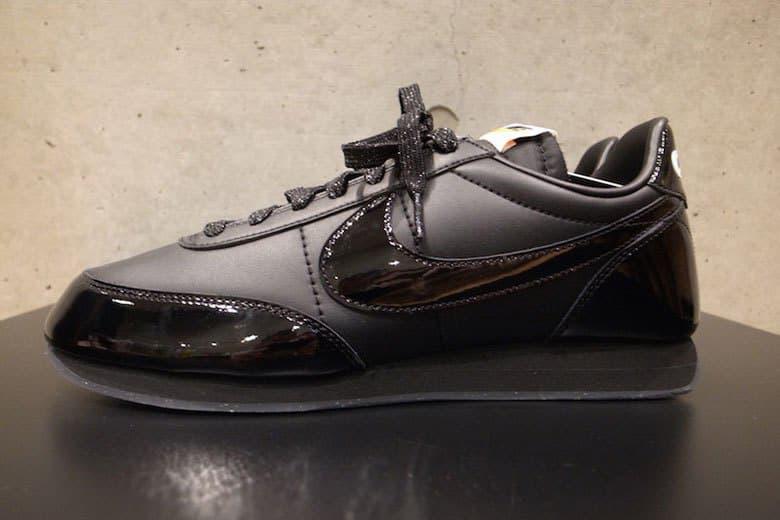 brand new 14240 e3226 COMME des GARÇONS x Nike Night Track Sneaker | HYPEBAE