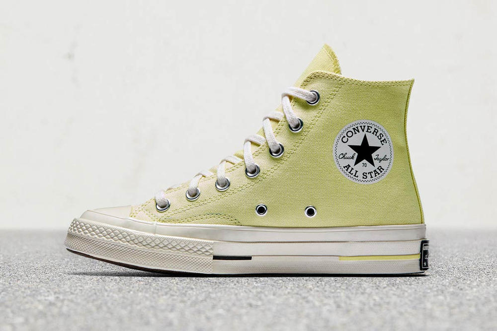 Converse Chuck Taylor All Star 70 Canvas Hi Low Crimson Pulse Bleached Aqua Zitron Illusion Green