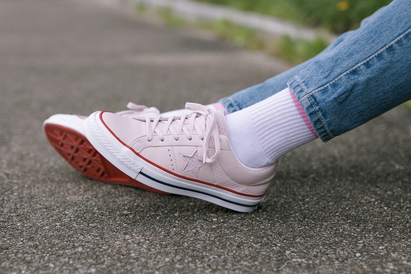 Converse Drops One Star in Barely Rose