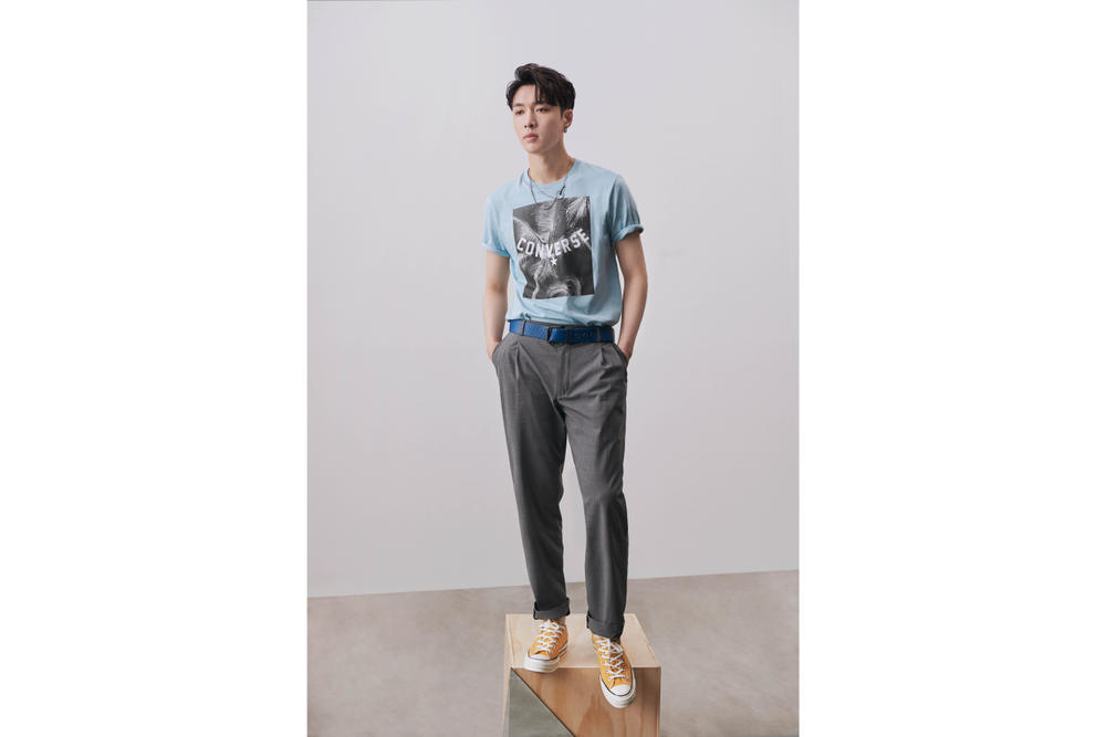 Converse Chuck 70 Collection with Nana Ouyang Chuck Taylor All Star Sneaker Silhouette Sporty Shoe