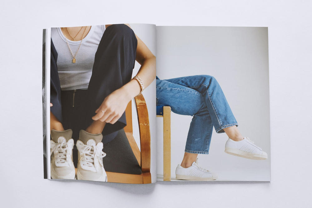 Emily Oberg's Sporty & Rich Magazine 3 Release