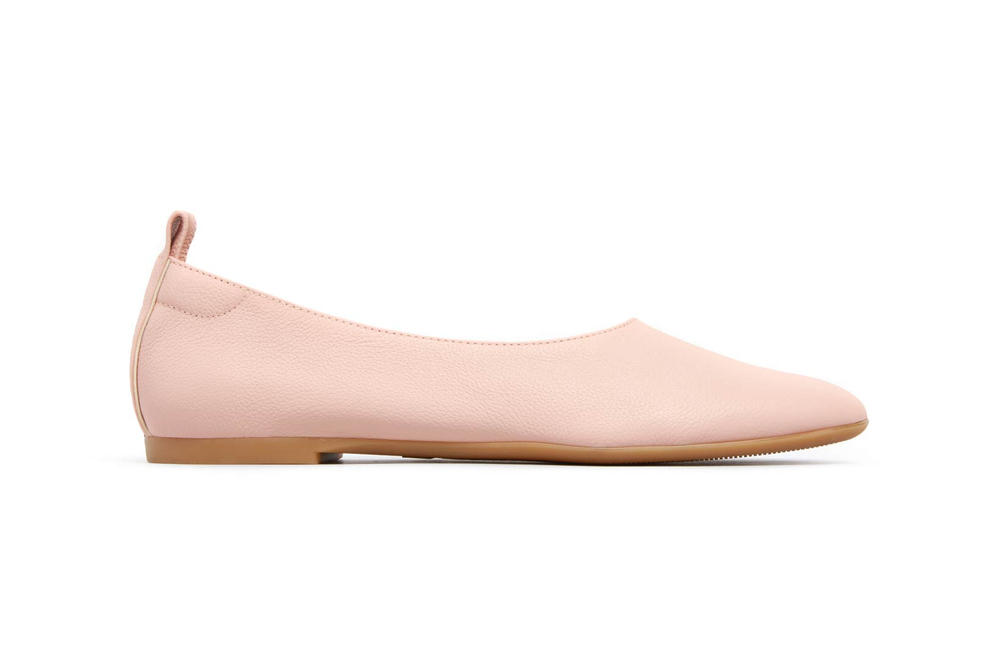 Everlane Day Glove Flats Rose