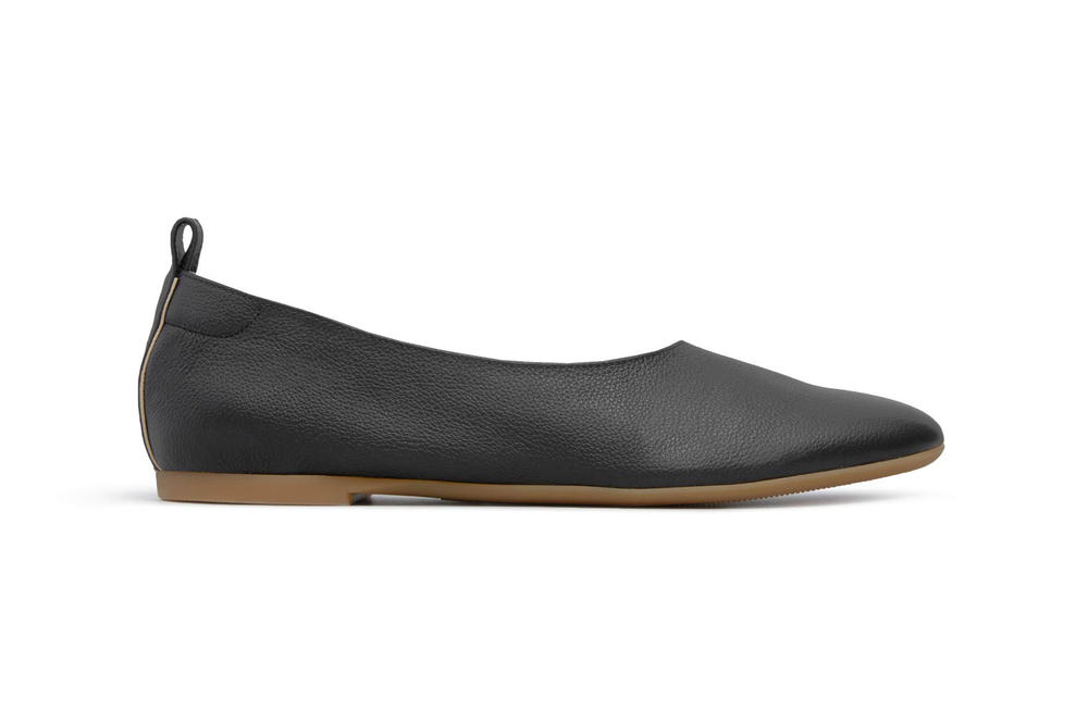 Everlane Day Glove Flats Black