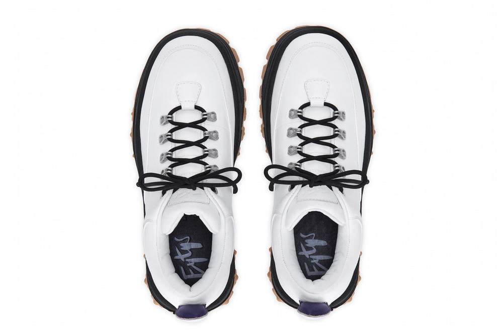 Eytys Angel LWBG Chunky Unisex Sneaker Dad Shoe Bulky Hiking Trainers Women's Mens Swedish Scandinavian brand Where to Buy Dover Street Market New York