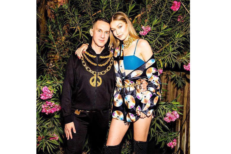 Jeremy Scott Moschino x HM Collection Reveal Gigi Hadid November Designer Collaboration