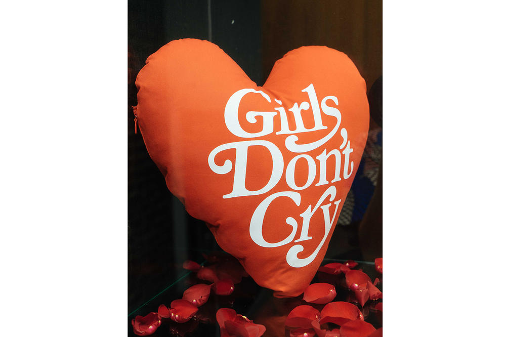 Girls Don't Cry Pop-Up Store Los Angeles Verdy Where to Buy Brand T-shirts Hoodies Pillows Japan