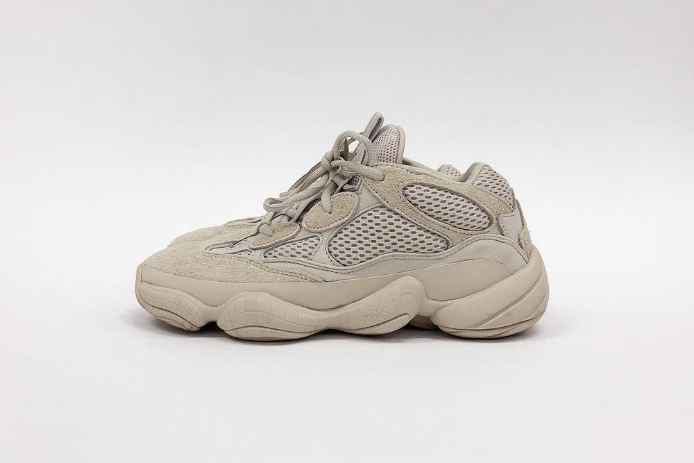 super popular f5a64 5a103 hypebaekicks Review: YEEZY Desert Rat 500 Blush | HYPEBAE