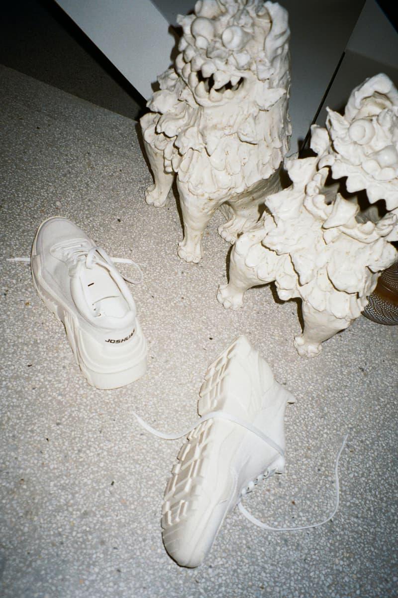 Joshua Sanders Zenith Sneaker Lookbook Sosupersam Asia Creatives