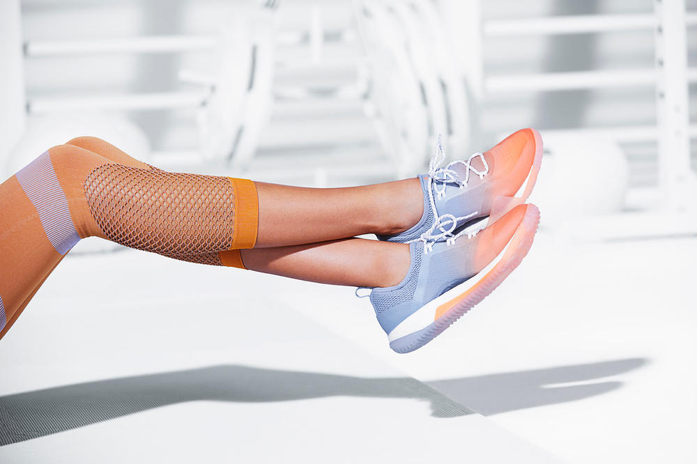 adidas by Stella McCartney Parley UltraBOOST X Campaign Karlie Kloss