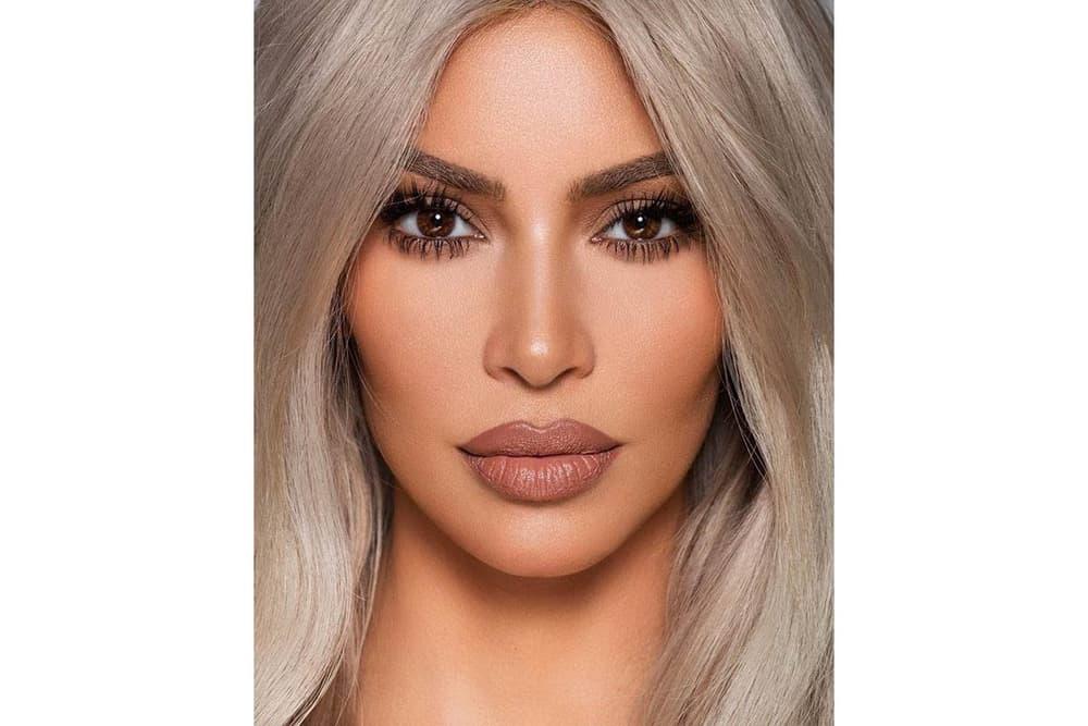 Kim Kardashian KKW Beauty Creme Lipstick Lip Liner Nude