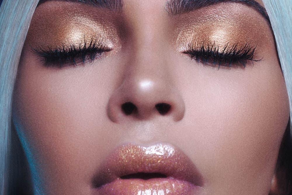 Kim Kardashian KKW Beauty Ultralight Beam Highlighter