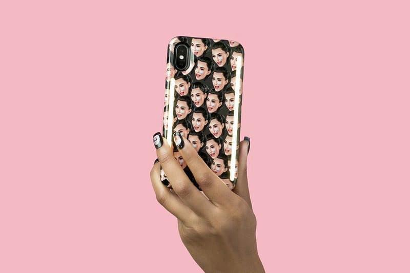 Kim Kardashian Kimoji x LuMee iPhone Case Cry Face
