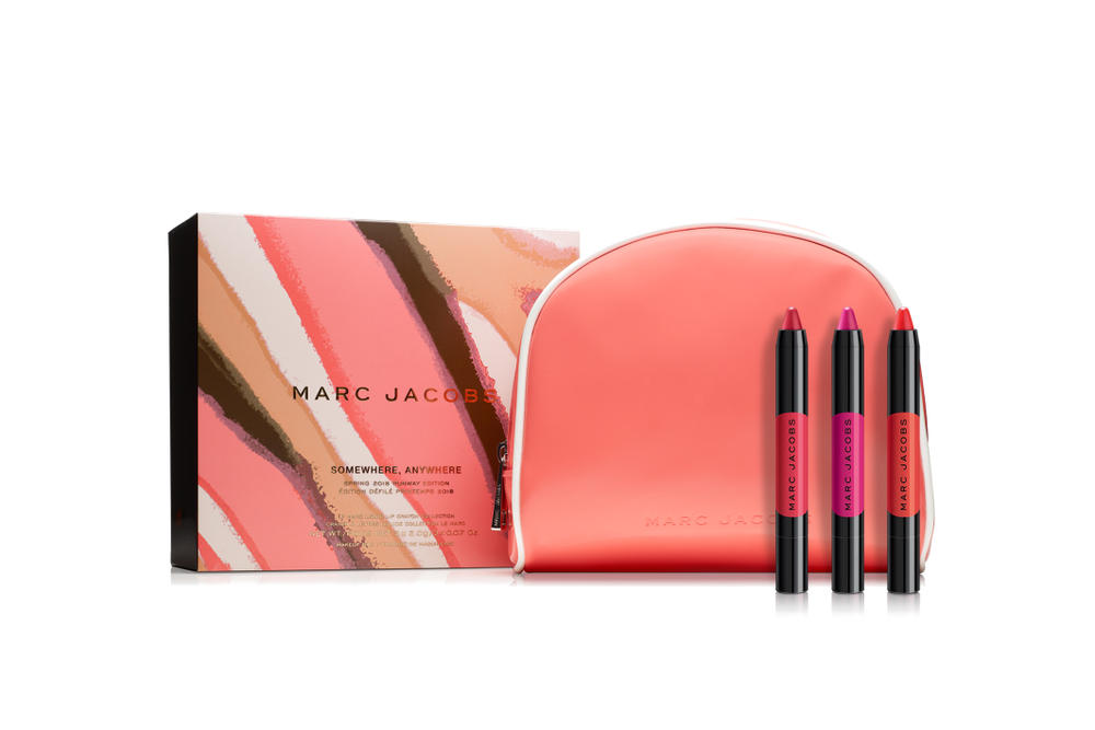 Marc Jacobs Beauty Spring Makeup Arrivals Eyeliner Nail Polish Lipstick Kit Sephora Beauty