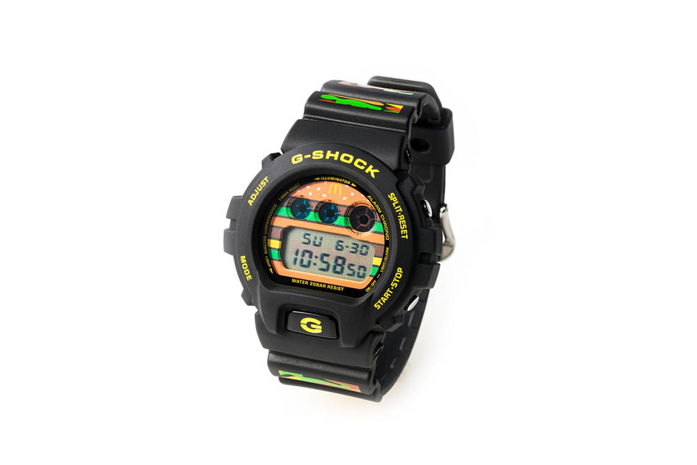 mcdonalds g shock new era collection 50 Year Anniversary