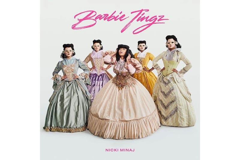 Nicki Minaj Barbie Tingz