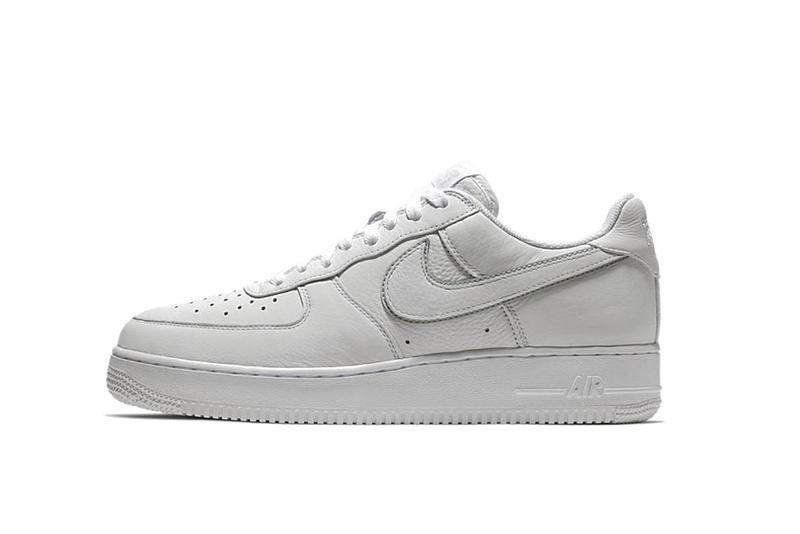 Nike Air Force 1 NikeConnect Smartphone Sneaker White Chip Communication Technology Innovation