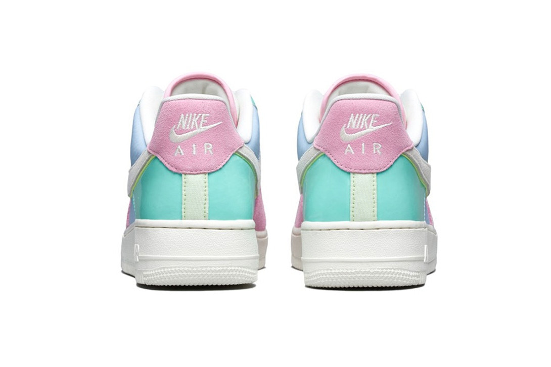 Nike Air Force 1 Easter Pastel Colorway Drop Hypebae I chose the review the 'celestial gold/ pale ivory' colorway, simply. nike air force 1 easter pastel