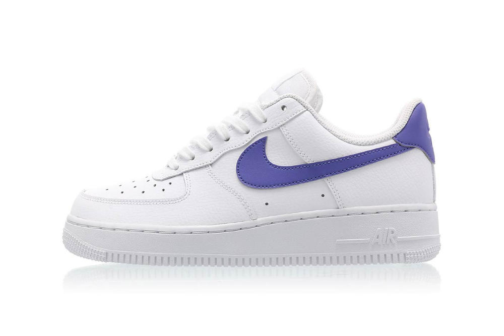 info for 9915a a2fa3 Nike Air Force 1  07 Low Rush Violet White