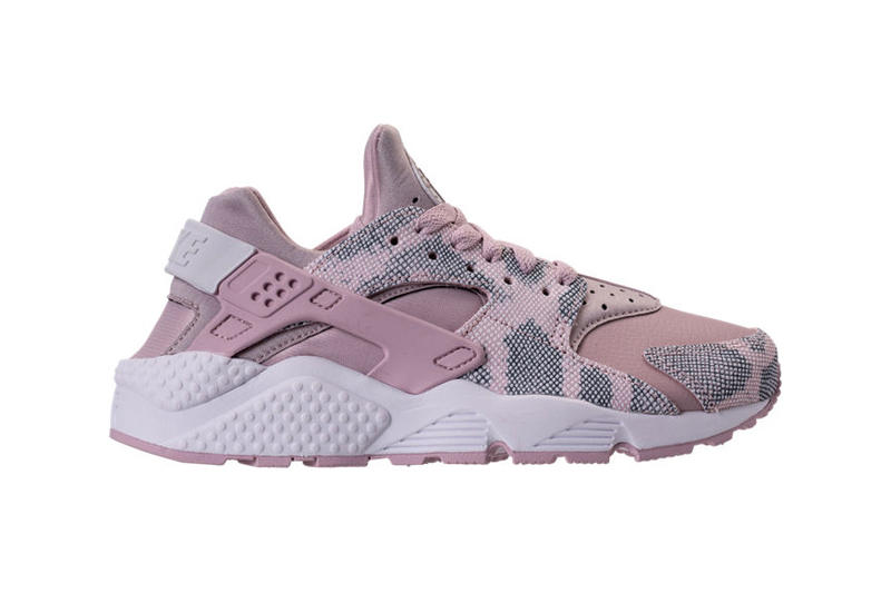 7e83c729489 Nike Air Huarache Run Premium Particle Rose Vast Grey