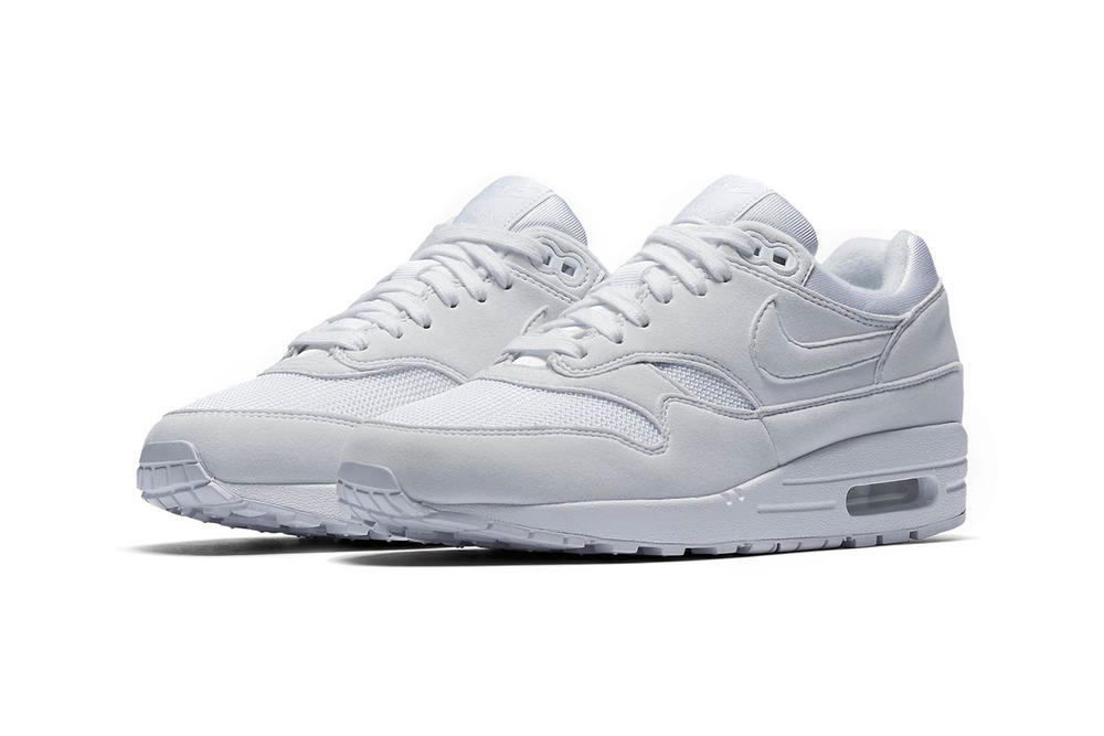 Nike Air Max 1 Triple White