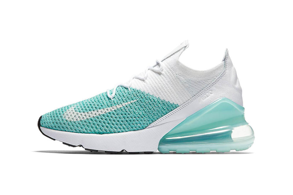 f02903819b76 Nike Air Max 270 Flyknit to Release in Igloo
