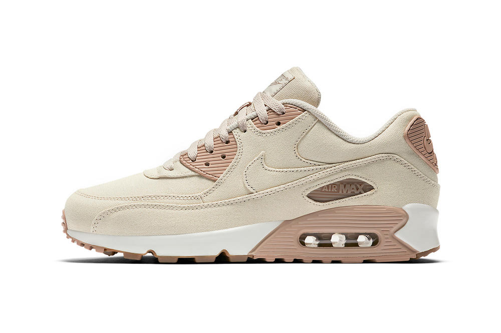 les ventes chaudes 17493 042df Nike Air Max 90 Announced in Linen Twill | HYPEBAE