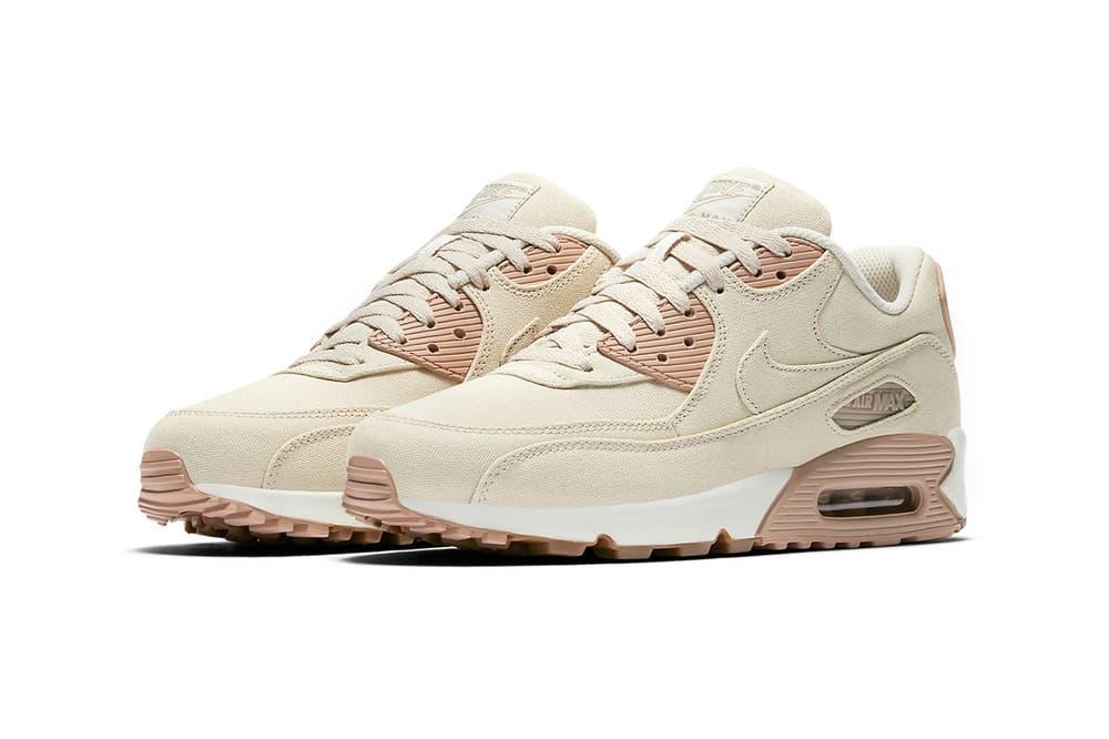 Nike Air Max 90 Linen Twill