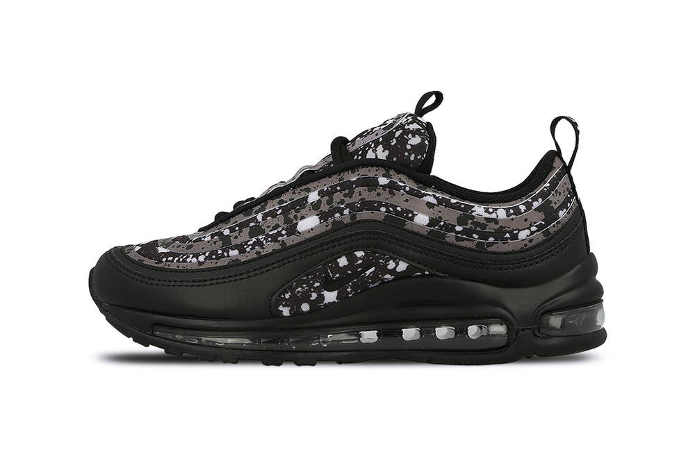 Nike Air Max 97 Ultra Black Splatter