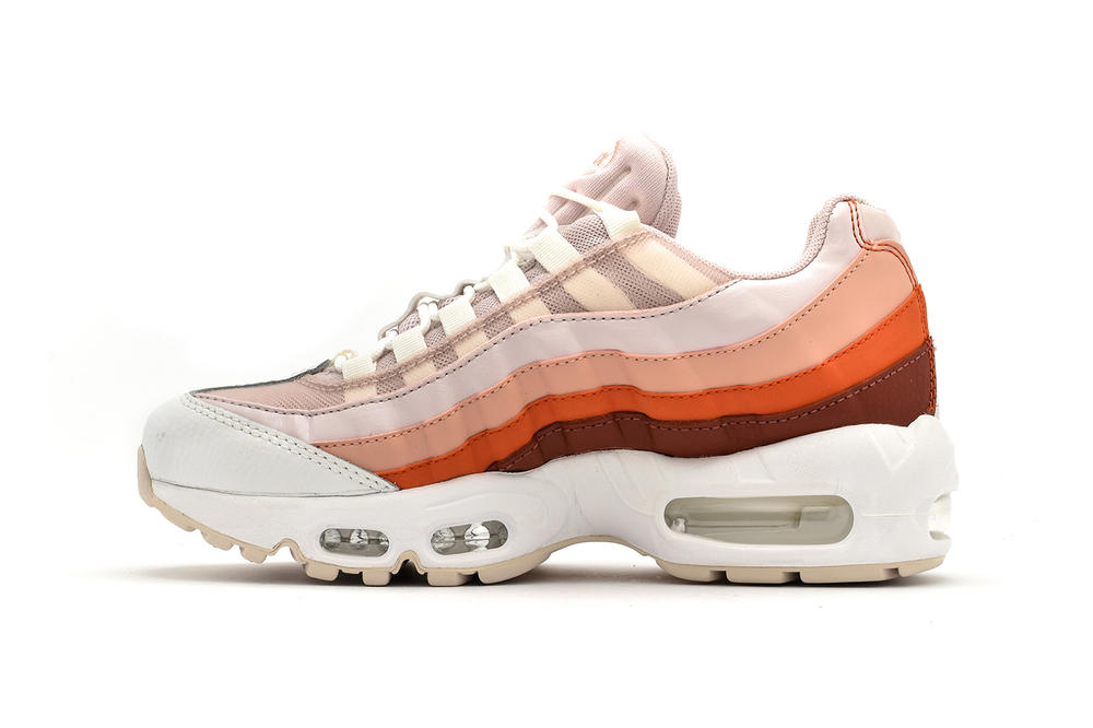 42852b236bb54 Nike Air Max 95 Barely Rose Coral Stardust. 1 of 2. XTREME