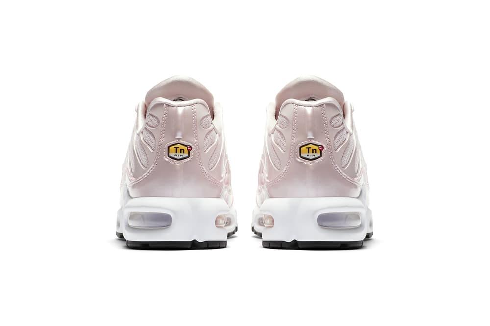 e4d70b7faa51 Nike Air Max Plus Premium Barely Rose For Spring