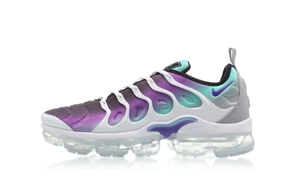 24d32e73f3a47 Nike Air VaporMax Plus White Fierce Purple