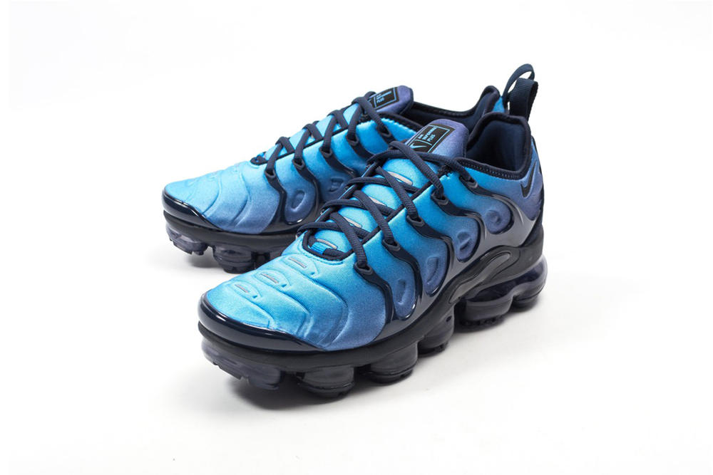 Nike Air VaporMax Plus Obsidian Photo Blue