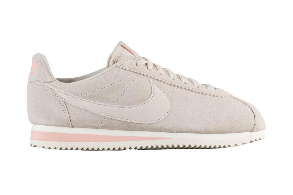 watch 8c963 4cca6 Shop Nike's Classic Cortez in Nude and Pink | HYPEBAE