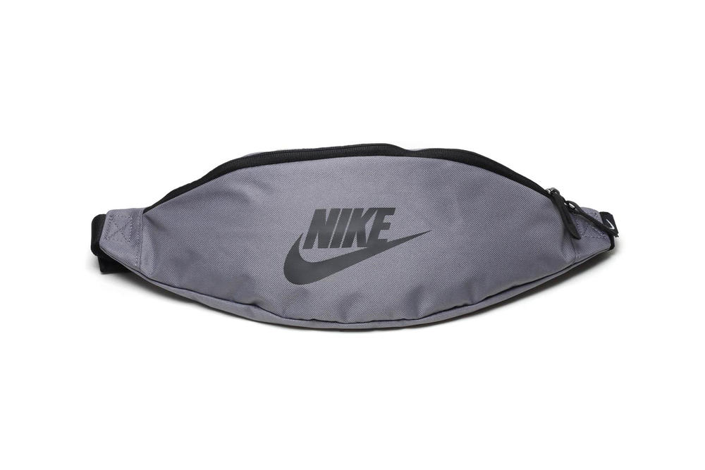 Affordable Fanny Packs From Nike in Black & Gray | HYPEBAE