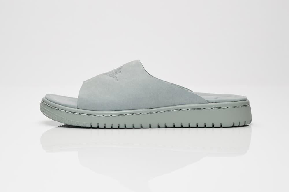 Jordan Brand Modero I Slides Mica Green