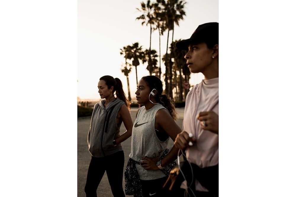 Nike Running Choose Go LA 10K Race Marathon Training Club Evemeetswest Evelynn Escobar Thomas Epic React Flyknit Women Sunset