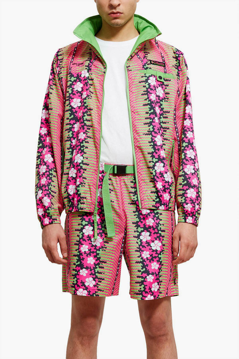 Opening Ceremony Columbia Whidbey Jacket Pink