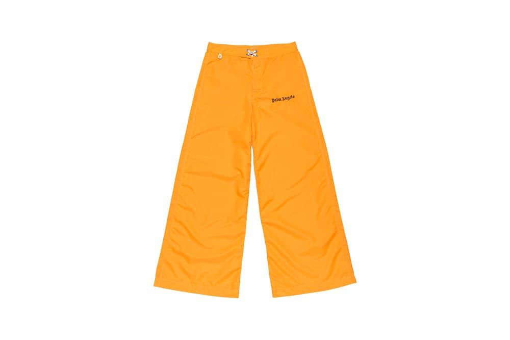 Palm Angels x SUN-DEK Collaboration Collection Huge Boardshort Orange