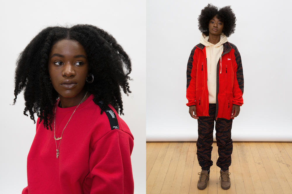 Patta Summer 2018 Collection Sweater Jacket Hoodie Sweatpants Red Yellow Black