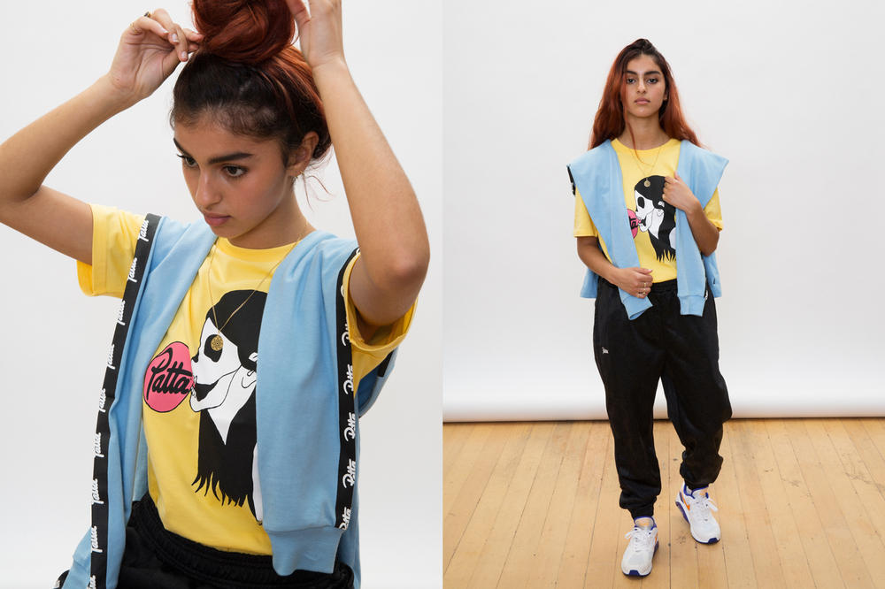 Patta Summer 2018 Collection Sweatpants Shirt Sweatshirt Black Yellow Blue