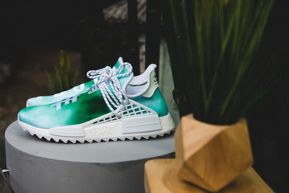 competitive price 2e5bd 72bd7 Pharrell x adidas NMD Hu China Exclusive Release | HYPEBAE
